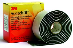 3m Electrical Gt Mastic Tapes Sealing And Insulating